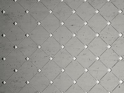 3D Q-10-30 Old Platin/Silver Sheet