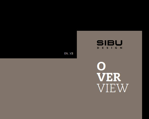 Product-pictures of SIBU DESIGN stock programme