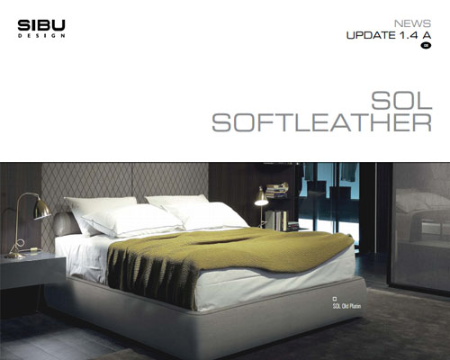 Information about technical innovations: SOL SOFTLEATHER