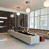 SG Marble Emperador AR application