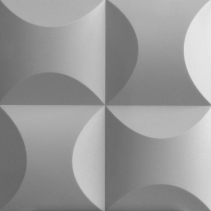 Wavy Styling Panels - model #01086
